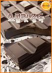 초콜릿 중독